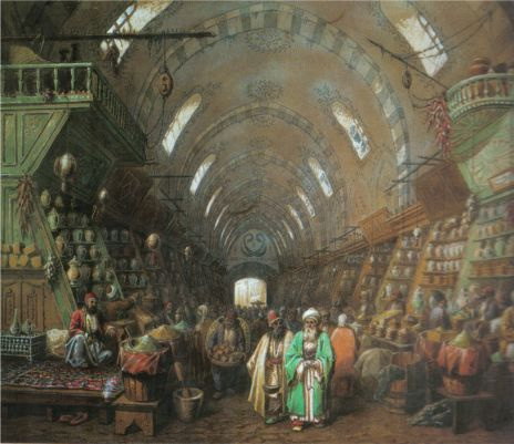 The Economy in the Ottoman Empire