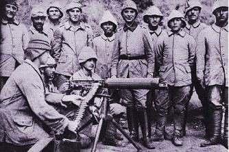 End of the ottoman empire ottomanempirefo by november turkey was officially at war with the allies soldiers of the ottoman empire publicscrutiny Images
